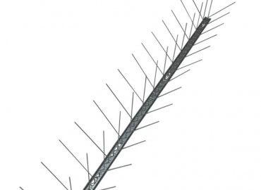 Dissuasore acciaio inox 66 punte/mt