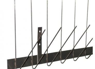 Dissuasore acciaio inox per persiane