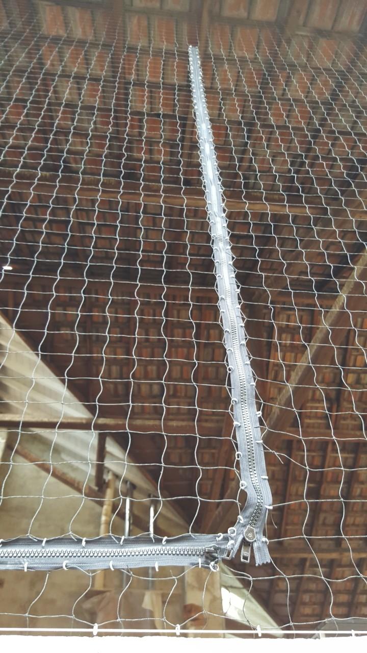 Rete Per Gatti Condominio protezione balconi con reti per uccelli milano – sa-fi
